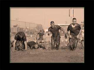 7th Annual Mather Mud Run 2006
