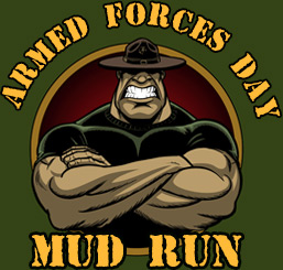 Armed Forces Day - Mud Run