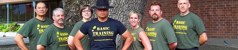 SDI Carson and The Sacramento Boot Camp Recruits